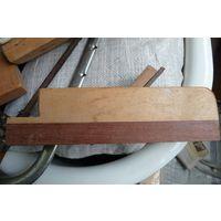 Рубанок деревянный 7