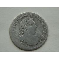 6 грошей 1682 г.