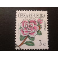 Чехия 2008 цветы, стандарт