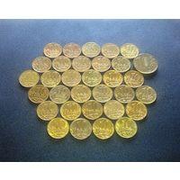 Собрание российских монет, 1999-2015 гг.