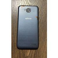 КОРПУС (крышка) Alcatel Optimus  (ОРИГИНАЛ)