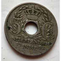 Голландская Ост-Индия 5 центов, 1922 1-7-55