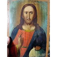 """Икона """"Иисус вседержитель""""."""