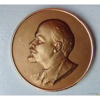 Литьё. В.И.Ленин. Скульптор Н. Соколов.