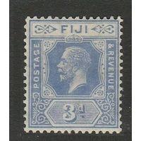 1922 Фиджи 77 Георг V