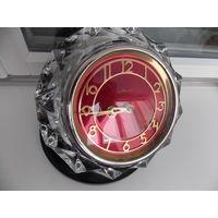 Часы СССР Маяк хрустальные на подставке