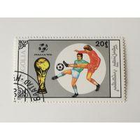 Монголия 1989. Чемпионат мира по футболу