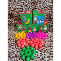 Мягкие кубики детские