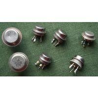 Транзисторы сборный лот (цена за 7 штук)