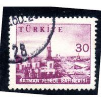 Турция. Ми-1703. Нефтеперерабатывающий завод. 1959.