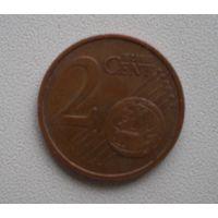 2 евроцента Литва