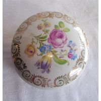 Шкатулка Франция Лимож Limoges 12 см