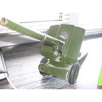 Игрушка СССР Пушка