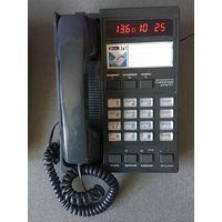 Проводной телефон Фаэтон определитель номера цвет мокрый асфальт Уточняйте наличие до выкупа лота!