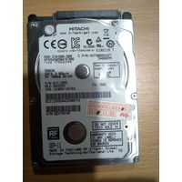 Жесткий диск (винчестер) HDD 500 GB Hitachi HTS54550A7E380