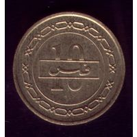 10 филсов 2000 год Бахрейн