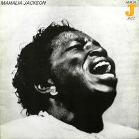 Mahalia Jackson - Mahalia Jackson - LP - 1987