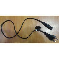 Силовой кабель 220в 2пин