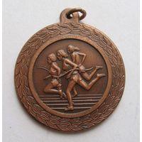 Спортивная медаль, лёгкая атлетика(вариант)