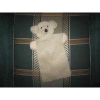 Игрушка для кукольного театра. Медведь на руку