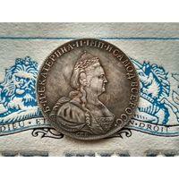 Монета РИ, 1 рубль 1786.