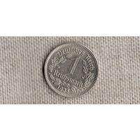 Германия 1 марка 1935 А //FV/