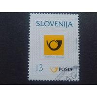 Словения 1995 почтовая эмблема,стандарт