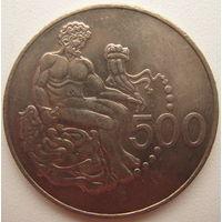 Кипр 500 милей 1975 г.