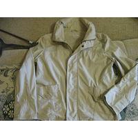 Куртка-ветровка женская плотный хлопок 52р. Б/у
