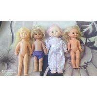 Куклы СССР ( С 1 РУБЛЯ) 4-шт