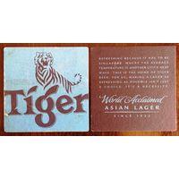Подставка под пиво Tiger No 2