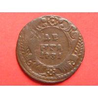 Денга 1731 года