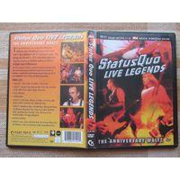 DVD STATUS QUO – Live Legends (2004)