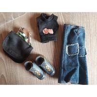Одежда для куклы мальчика Братз