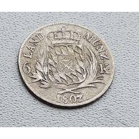 Бавария 6 крейцеров, 1807 7-7-29