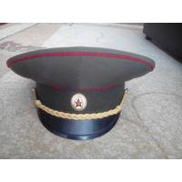 Фуражка офицерская вс ссср  58 размер