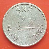 Токен Schell -PRM -SNR - SNC -для кофе - машин