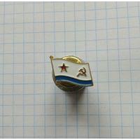 Флаг ВМФ СССР (фрачник)