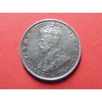 1 шиллинг 1936 m Австралия серебро