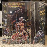 Iron Maiden - Somewhere In Time (Original UK 1st PRESS) с рубля!!!