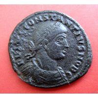 "Флавий Валерий Константин I ""Великий"", как Август (307-337). Фоллис."