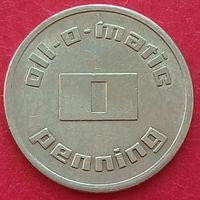 Токен OLL-O-MATIC для торговых аппаратов