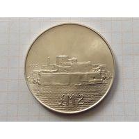 Мальта 2 фунта 1972г