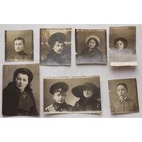 """Фотографии """"Лица ушедшей эпохи"""" до 1917"""