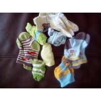 Носки детские до года (цена за все)