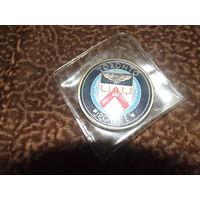 Жетон с символикой полиции Торонто