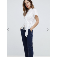Sisley классические брюки размер EU 38 (подойдут на размер XS) Италия