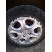 Литые диски R14 для пежо (Peugeot)