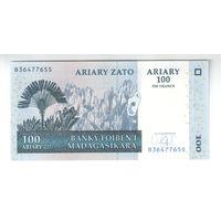 100 ариари Мадагаскара 2004 года.пресс!