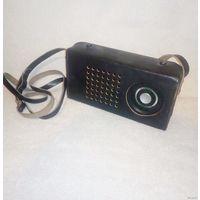 Радиоприемник Selga Селга 405 в кожаном чехле 2